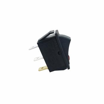 Выключатель KCD 3, 3-контактный узкий