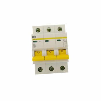Автоматический выключатель ВА49-27 3Р С20 ЭВП 12