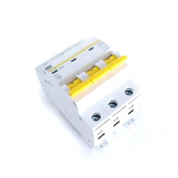Автоматический выключатель ВА49-27 3Р С63  ЭВП 36